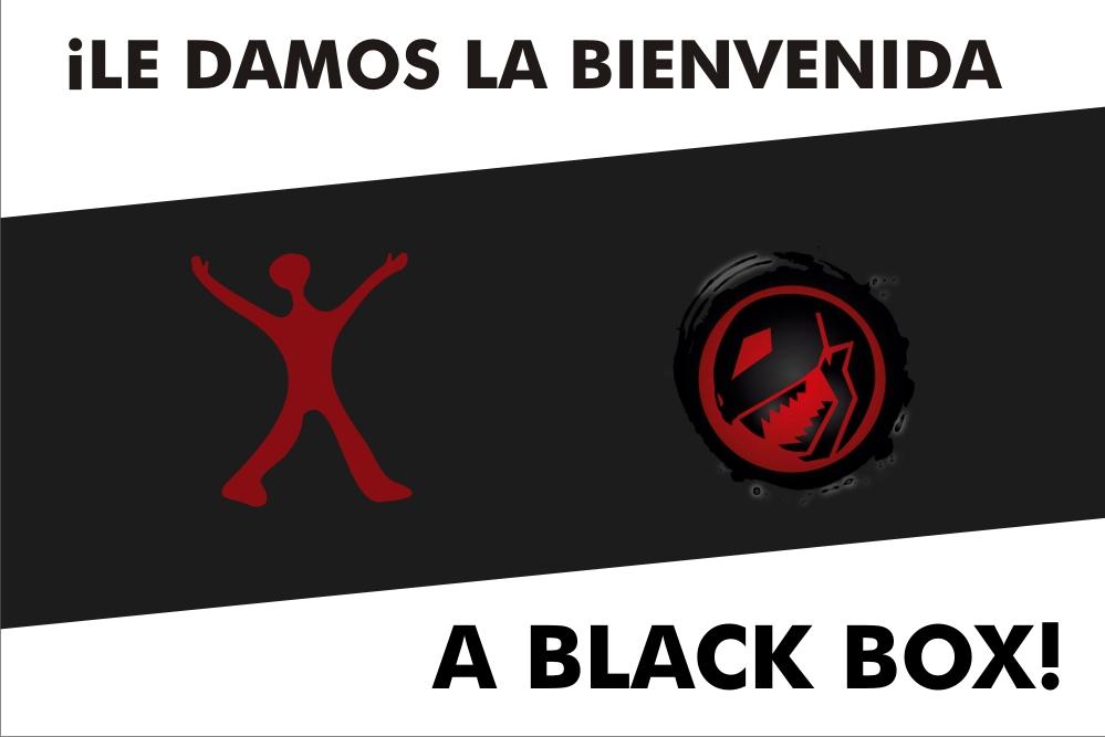 Bienvenida a Black Box - Tienda Flatland - Free Culture Shop