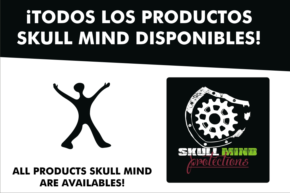 Skull Mind - Tienda Flatland - Free Culture Shop