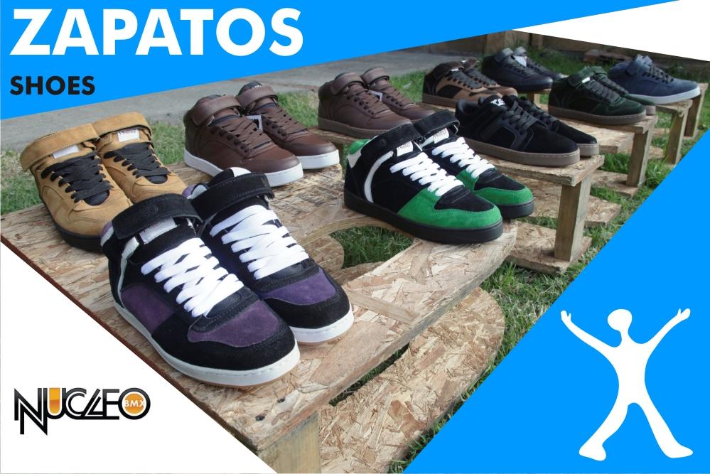 Zapatos NUCLEO - Tienda Flatland - Free Culture Shop