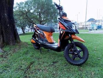 Moto Eléctrica Rapid Dakar