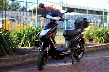 Bici-Moto Eléctrica Rapid 1