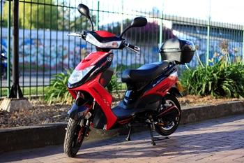 Moto Eléctrica Rapid 3