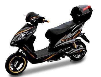 Moto Eléctrica Rapid 4