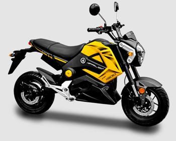 Moto Eléctrica Sport 1500