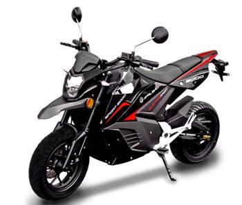 Moto Eléctrica Sport 2000