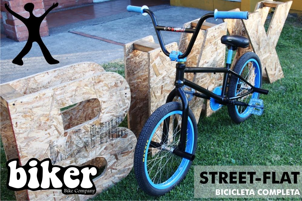 Biker Street-Flat