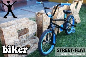 Bicicleta Completa Biker Street-Flat