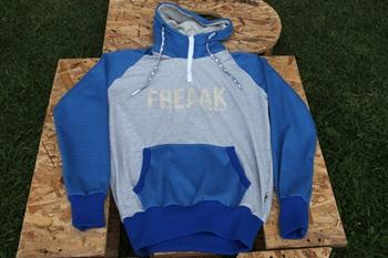 Buso Freaak Gris Azul