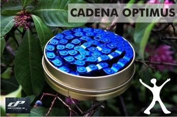 Cadena Optimus Azul
