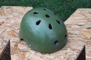 Casco Cope Verde
