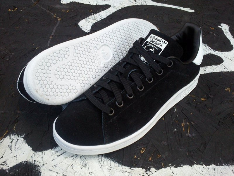 adidas stan smith negras
