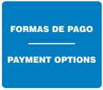 Formas de Pago / Payment Options - Tienda Flatland - Free Culture Shop