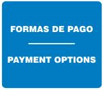 Formas de Pago / Payment Options - Tienda Flatland - Free Culture Shop