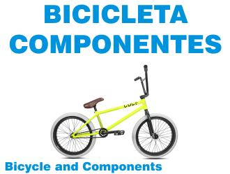 Bicicleta y Componentes - Tienda Flatland - Free Culture Shop