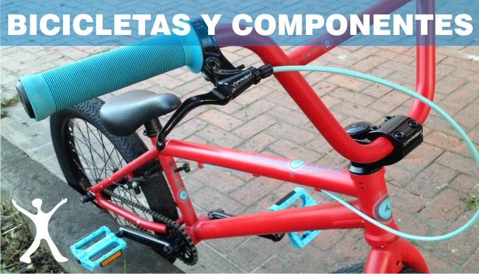 Bicicletas y Componentes - Tienda Flatland - Free Culture Shop