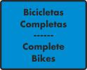 Bicicletas Completas / Complete Bikes